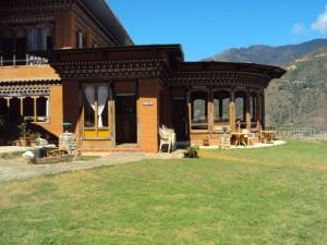 Dhey Kyed Resort Paro Bhutan