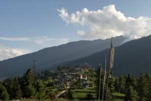Gangtey monastery, gangtey valley, best valley in bhutan, place to visit in Bhutan,