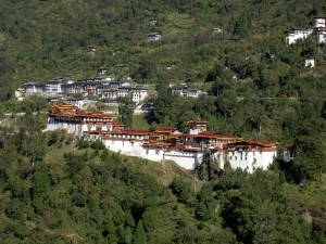 Dzongs of Bhutan